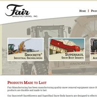 Fair Manufacturing website